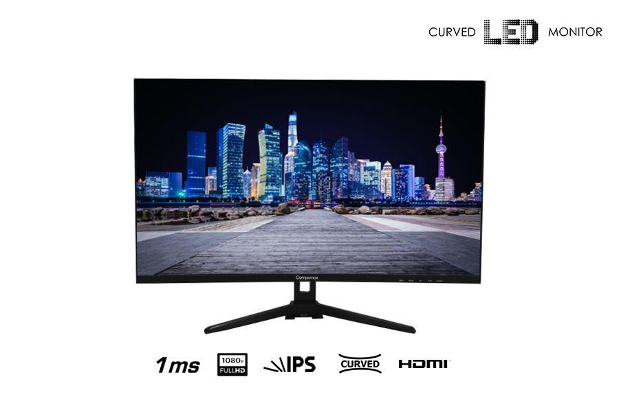 Monitor Compumax 32 Curvo IPS